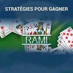 strategies pour gagner au rami